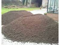 COMPOST/2-3-5-10 TONNE LOADS / IDEAL FOR LARGE PLANTERS/ALLOTMENTS/GARDENS/MULTIPURPOSE /