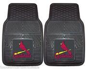 St Louis Cardinals Floor Mats