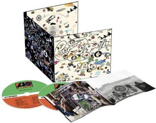 Led Zeppelin - Led Zeppelin 3 [New CD] Deluxe Edition