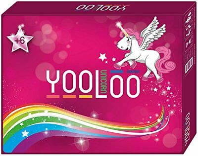 YOOLOO Unicorn - the cool card game for children, parents and unicorn-lovers 2