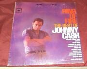 Johnny Cash Ring of Fire LP