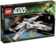 Star Wars Lego Ships
