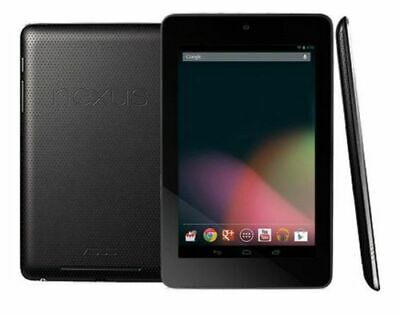 Asus Google Nexus 7 Tablet 7-Inch, 32GB 2012 Model Black ME370T WIFI