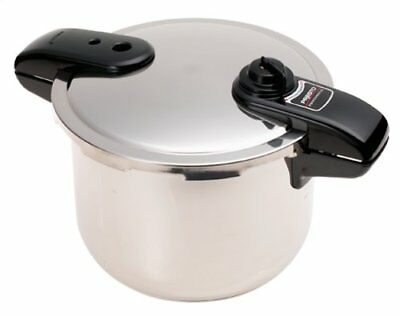 Presto 1370 8 Quart Stainless Steel Pressure Cooker/canner (01370)