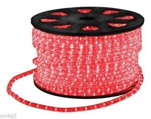Rope lights led outdoor lights ebay led rope light aloadofball Gallery