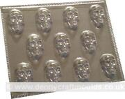 Chocolate Skull Mold