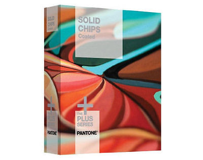 New - Pantone Gp1606 Solid Chips Plus Series Coated Book Only