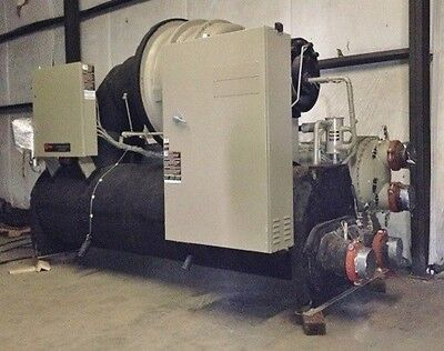 450 Ton Trane Water Cooled Chiller