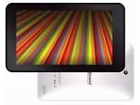 Gemini D7 7-inch Tablet (White) - DUAL CORE 2.1GHz, 512MB RAM, 4GB Memory, WIFI +HDMI SLOT