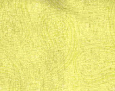 "Blank Quilting ""Sketchbook"" BTR5622-Lime Paisley Floral~100% Cotton Quilt Fabric"