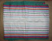 Vintage Towel Fabric