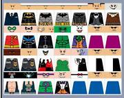 Lego Batman Stickers