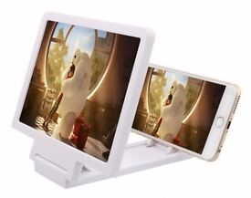 Brand new Portable 3D Enlarge Screen for Mobile Phones (Magnifier HD amplifier)