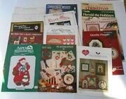 Cross Stitch Lot