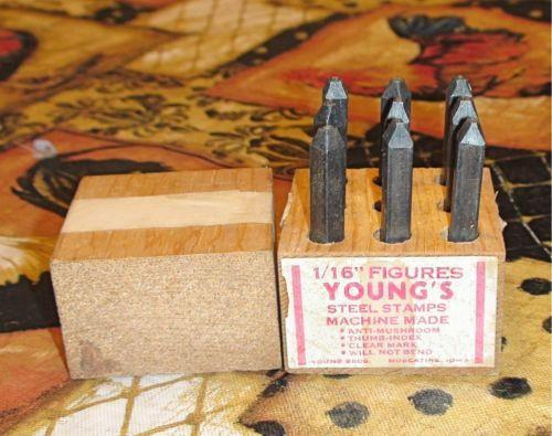 Steel Stamping Set Punches Ebay