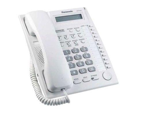 NEW Panasonic KX-T7730 Speakerphone Telephone with LCD