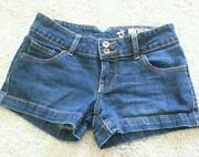 Juniors Denim Shorts Size 3
