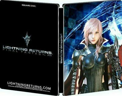 Lightning Returns: Final Fantasy XIII STEELBOOK ONLY! No game! PS3