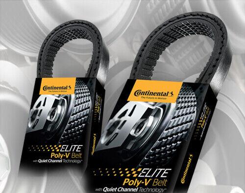 "Continental Elite Technology Series 4100512 10-Rib, 51.2"" Multi-V belt"