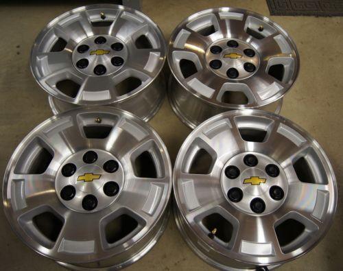 Tahoe Wheels Ebay