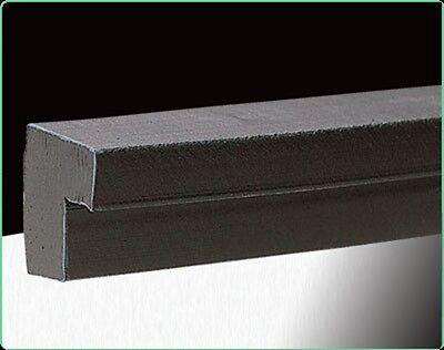 Black Cushion Rubbers 12ft Snooker Billiard Table full size rubber cushion set 6