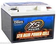 XS Car Audio Battery