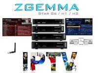 zgemma free sat +
