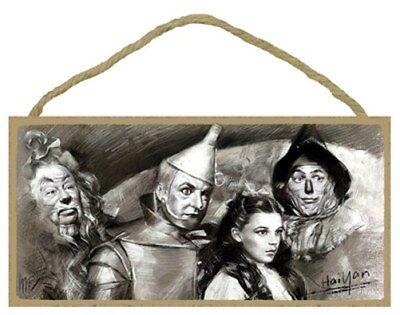Wizard of Oz Dorthy Tin Man Lion Scarecrow by Haiyan 10