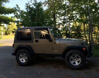 2004 Jeep TJ Rubicon VUS