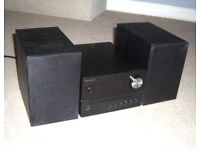 Pioneer X-EM16-B Micro HIFI System CD USB FM Radio