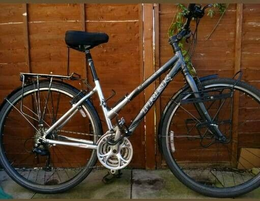 Trek 7200 FX Hybrid Womens Medium Aluminium Bike Bicycle Touring Bike | in  Cambridge, Cambridgeshire | Gumtree