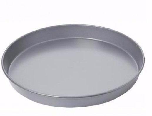 Pizza Pan Black Iron 10in