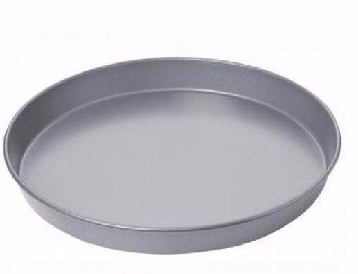 Pizza Pan Black Iron 14in