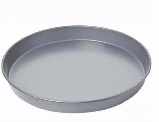 Pizza Pan Black Iron 12in