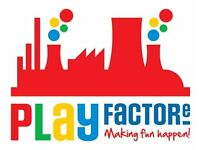 Join Play Factore as a Restaurant Team Leader before its to Latte