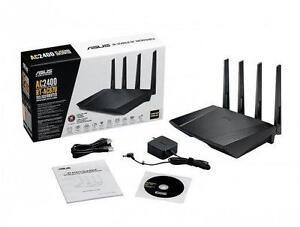 ASUS Dual-Band Wireless AC2400 Gigabit Router (RT-AC87U)