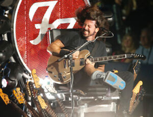 Wanted Tickets:  Foo Fighters Concrete & Gold Tour Toronto