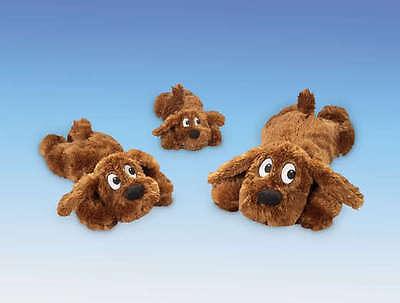 Plüsch Hund Plüschtier Hundespielzeug Kuscheltier Stofftier Spieltier Plüschhund