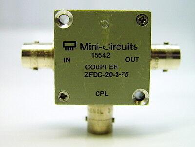 Mini-circuits Zfdc-20-3-75 Directional Coupler