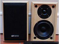 Acoustic Solutions AV-20 Speakers