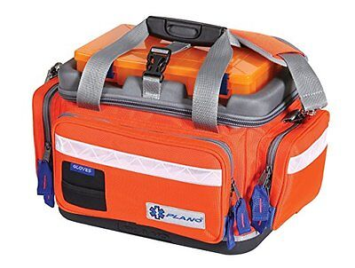 2228 Plano First Responder Medical Bag w/ 5 3650's Size Small 911361 Free -