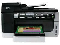 Hp printer and scanner with document feeder