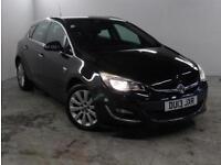 2013 Vauxhall Astra 1.6i 16V SE 5 door Petrol Hatchback