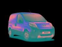 2016 Peugeot Bipper 1.3 HDi 80 S Plus Pack [SLD] ATV Diesel Van