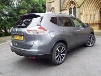 2017 Nissan X-Trail 1.6 dCi N-Tec 5 door 4WD [7 Seat] Diesel Estate