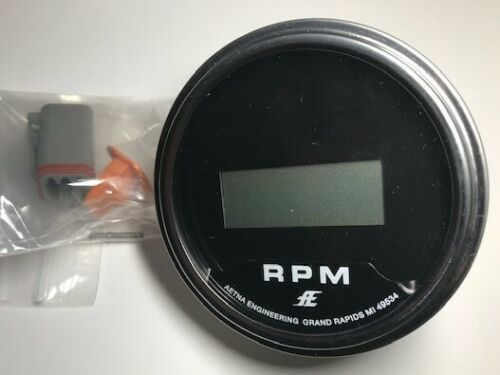 197-7347 Aetna Engineering RPM Electrical Digital Tachometer for Caterpillar