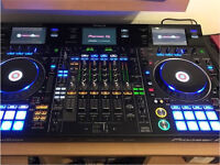 PIONEER -*- DDJ RZX (best and most high-tech controller on the market)