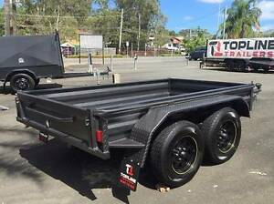 SUPER SALE NEW 8X5 H/D TANDEM BOX TRAILER NEW WHEELS & TYRES Gold Coast Region Preview