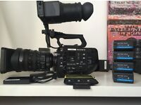 SONY FS7's FOR SALE, GREAT CONDITION VERY GOOD VALUE