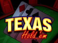 Texas Hold'em Poker (casual, not for money) @ Games and Grounds